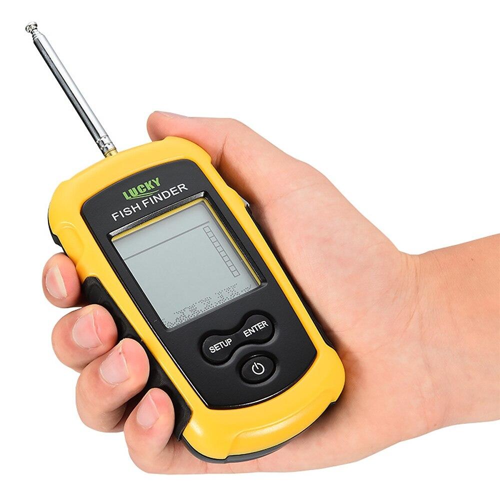 Inventor dos Peixes para Ios Portable Fish Finder Bluetooth Mar