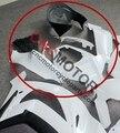 8 peças sem pintura traseiros carenagem kit body kit para kawasaki zx-10r zx10r 2011-2015 12 13 14