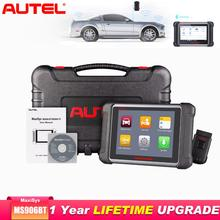 цена на Autel Maxisys MS906BT Obd2 Scanner Automotivo Diagnostic Tool car Diagnostic ECU Coding Code Reader Batter Than elm327 bluetooth