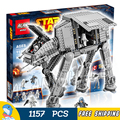 1157pcs Star Wars Universe New 05051 AT-AT DIY Model Building Blocks Toys Boys Gifts Compatible with Lego