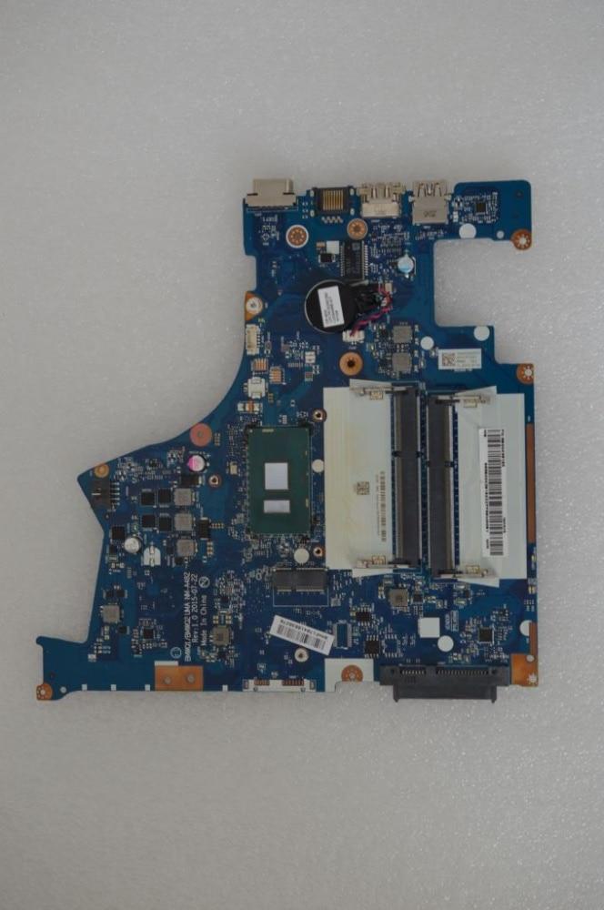 For Lenovo 300-15ISK laptop motherboard I5-6200U  number NM-A482 FRU 5B20K38219 5B20K38179 For Lenovo 300-15ISK laptop motherboard I5-6200U  number NM-A482 FRU 5B20K38219 5B20K38179