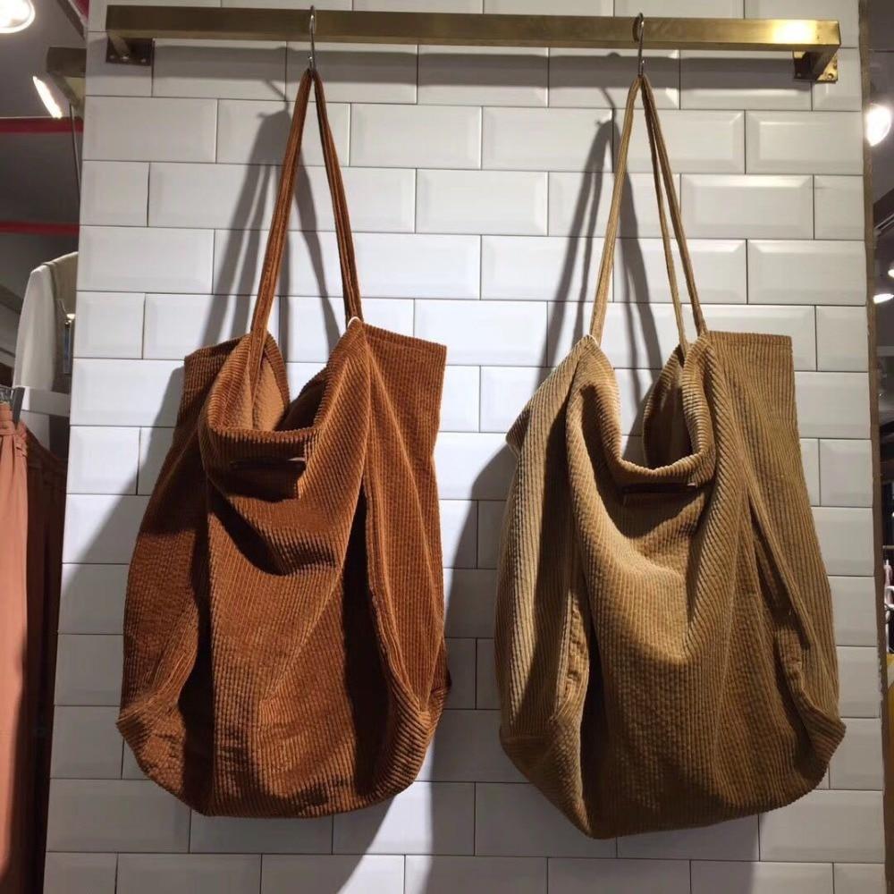 23ce0f6902 vintage bag for girls corduroy shoulder bag manufacturers sell high quality  leisure bags