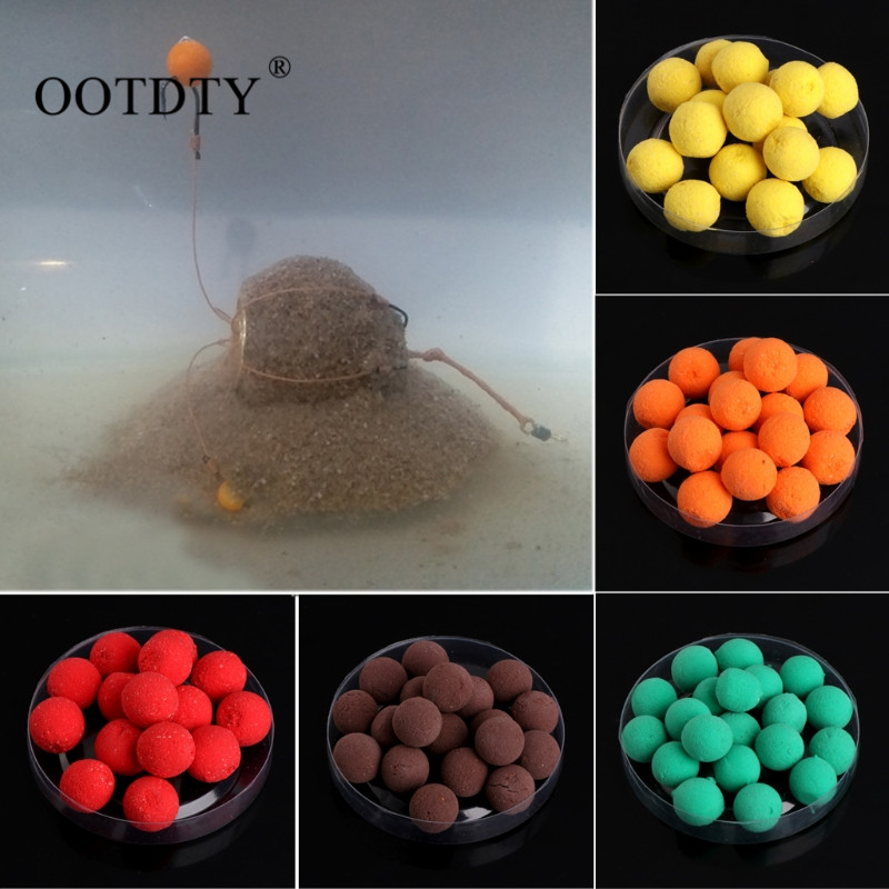 1 box smell Pop ups Carp Fishing bait 10mm Floating ball beads feeder Artificial Carp baits lure/ hair rig yamaha pneumatic cl 16mm feeder kw1 m3200 10x feeder for smt chip mounter pick and place machine spare parts