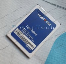 100% Original homtom ht16 Batería 3000 mAh Reemplazo 5.0 pulgadas homtom ht16 Batería Del Teléfono Móvil
