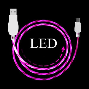Fast 1A LED Light USB Type C M