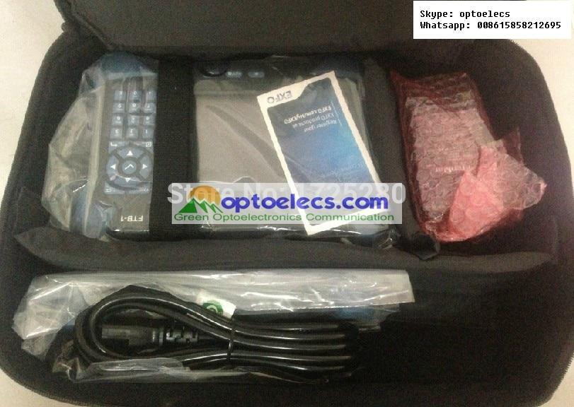 EXFO FTB-1 with FTB-730-023B-04B OTDR 131015501625nm