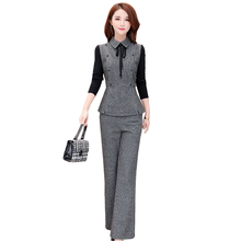 2019 New Spring Autumn Office Lady Casual Suit Women clothing