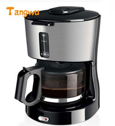 Home automatic drip-proof coffee maker's pot made of tea hot coffee pot coffee drip 700ml