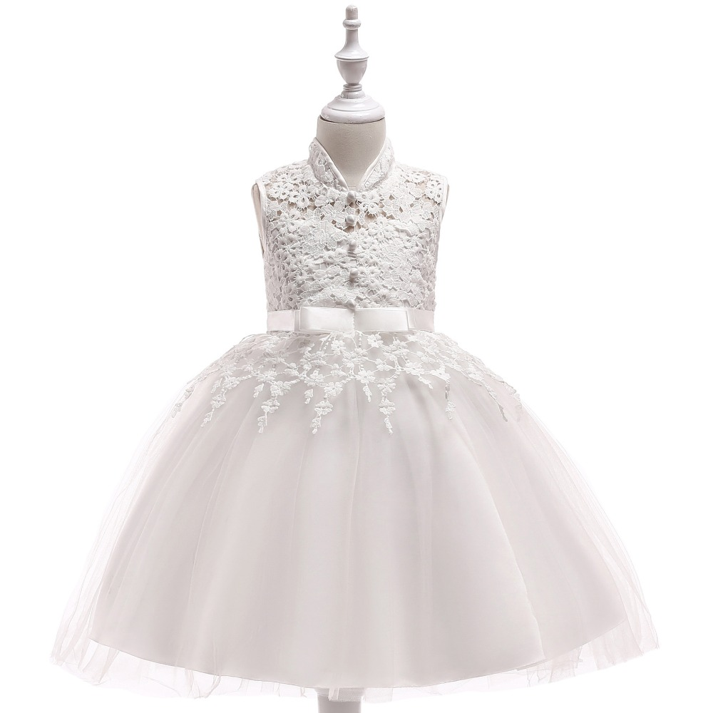 Flower     Girl     Dresses   For Weddings Ball Gown Cap Sleeve Tulle Appliques Bow First Communion   Dresses   For Little   Girls