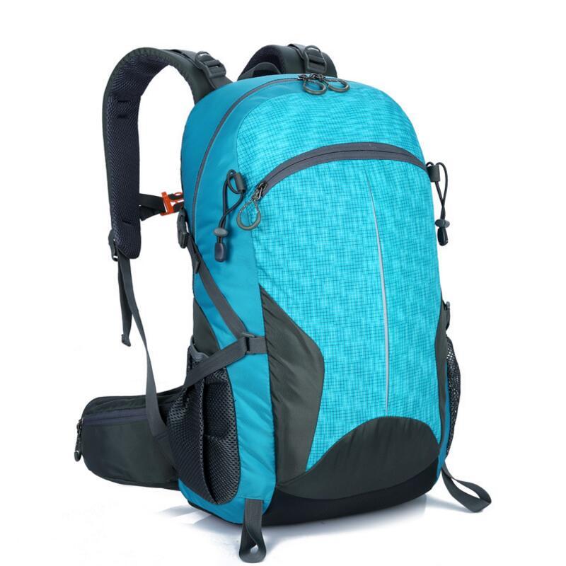 Sac à dos étanche 40L sac à dos de voyage ultra-léger sac de plein air unisexe randonnée Camping sac à dos hommes femmes sacs de Sport