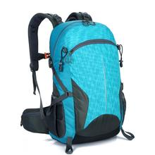 Waterproof 40L Rucksack Ultralight Travel Backpack Outdoor Bag Unisex Hiking Camping Men Women Sport Bags