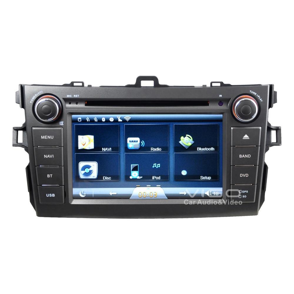 car dvd player for toyota navigation system autos post. Black Bedroom Furniture Sets. Home Design Ideas