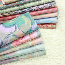Printed Cotton Twill Fabric Various Style Patterns Printing Patchwork For DIY Sewing Quilting Home Textile