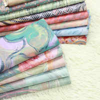 Printed Cotton Twill Fabric Various Style Patterns Printing Cotton Patchwork Twill Fabric For DIY Sewing Quilting Home Textile