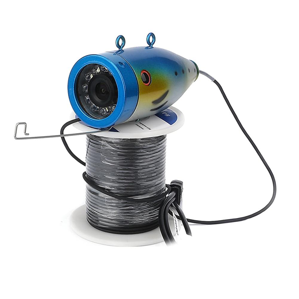 2 4g wifi wireless 50m underwater fishing camera digital for Best underwater fishing camera