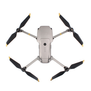 Image 3 - 4 Pairs Mavic Pro Platinum 8331 Propeller Low Noise Quick Release Propellers ( Golden/Silver ) for DJI Mavic Pro Accessories