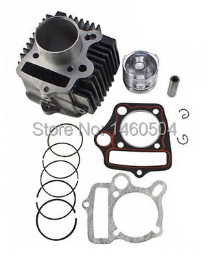 Engines & Engine Parts Back To Search Resultsautomobiles & Motorcycles Aspiring Taiwanese Cylinder Kit W/piston Rings 39mm For 50cc Honda Crf50 Xr50 Z50 Z50r Dirt Bike High Safety