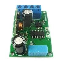 DC 5 V-23 V RS485 с протоколом Modbus RTU ptz-камеры Температура влажности Сенсор удаленного сбора контрольные датчики