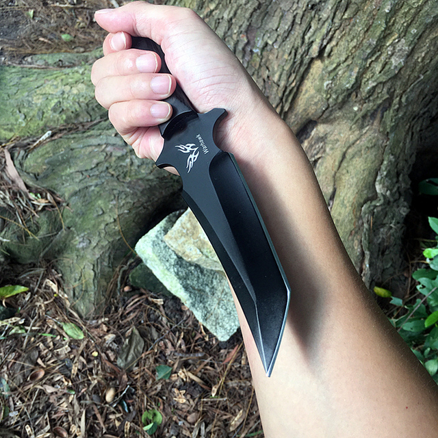 Best Survival Knife 2019 Tactical Fixed Blade Combat Knife