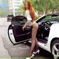 3D Супер Тонкий Сексуальный Прозрачный Сексуальное Белье Нижнего Белья Stealth Колготки Шелковые Чулки женщины Колготки