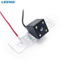 LEEWA HD Special Rear View Car Reverse Backup Camera With LED light For Skoda Octavia Mk2(1Z)(2004-2012) #CA4061