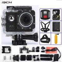 HD Camera F60 Wifi Like Eken H9 Ultra 4K Go Pro Camera 2 0 LTPS LED