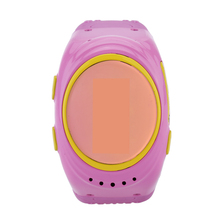 2016 New arrivel Children Smart Watch Smart Phone GSM GPS Tracker Locator SOS Smartwatch for IOS Android Kids Wristwatch D12