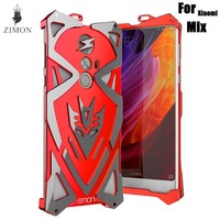 Simon Aluminum Cases Xiaomi Mix Shockproof Metal Thor Ironman Protect Cases For Xiaomi Mix Phone Cover