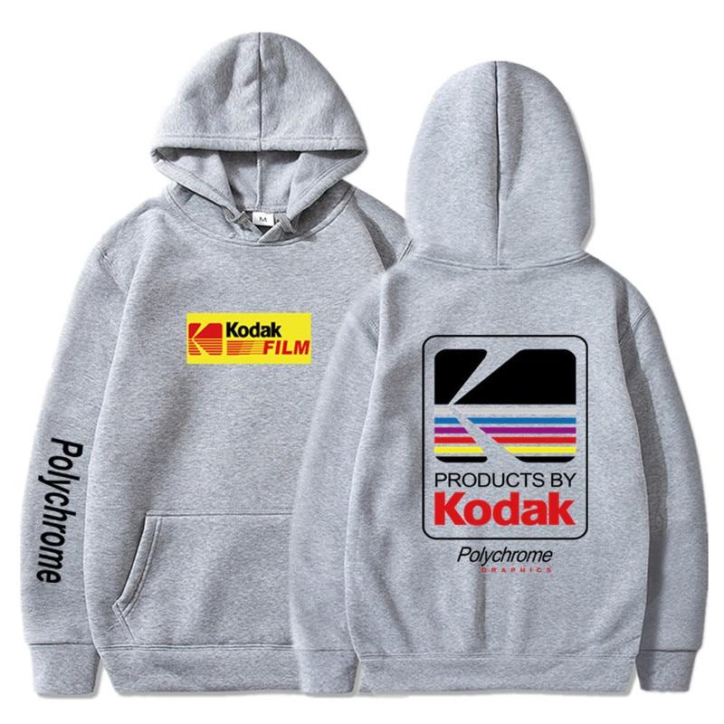 Japanese Hip Hop Winter Fleece Hoody Harajuku kodak Jackets Men Women Sweatshirts 27