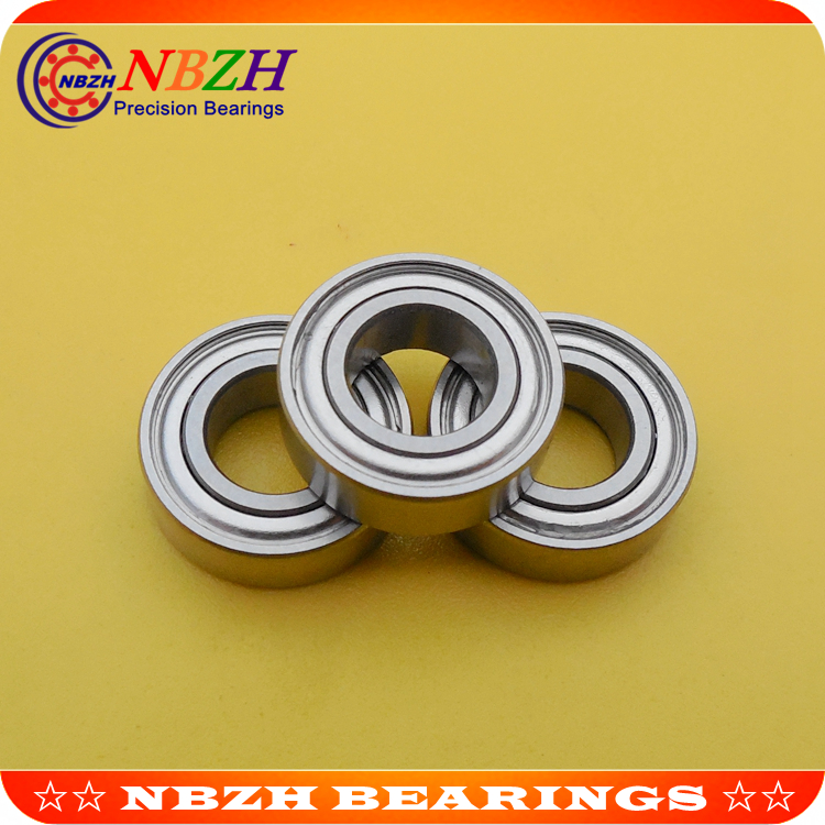 NBZH цена продажи 50 шт. тонкие стенки глубокий паз шарикоподшипник 688ZZ 8*16*5 мм ABEC-1 Z2