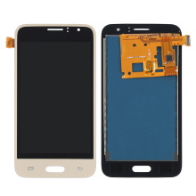 J120 LCD with Touch Screen Digitizer Glass LCD Display Panel Assembly for Samsung Galaxy J120 J120F J120M J120H J1 2016 Screen 10pcs lot for samsung galaxy j1 2016 j120 j120f j120ds j120m j120h sm j120f front outer glass lens touch screen panel replacemen