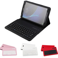 PU Leather Case with Bluetooth Keyboard For Samsung GALAXY Tab A 10.1 inch T580