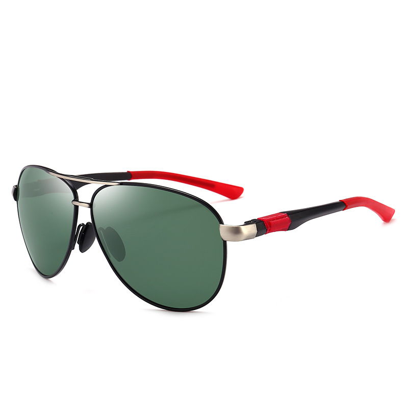 fcf1c318f90b JIYOUOU Men's sunglasses Design goggles Polarizer metal frame personality  sunglasses Outdoor Safe Eyewear thug life glasses