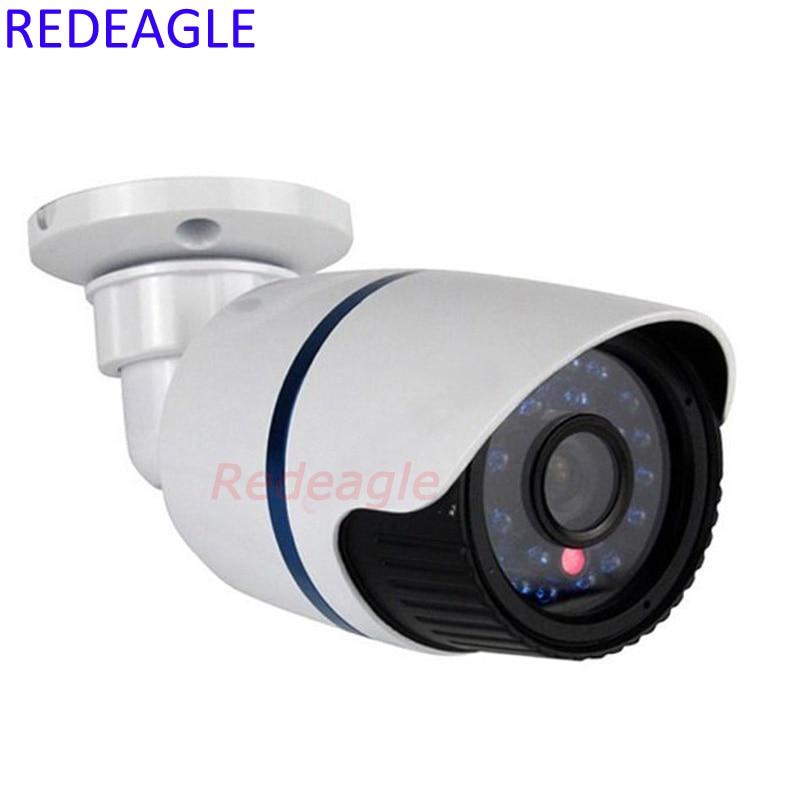 720P 960P CVI Bullet Security Camera with 24pcs IR LED 2MP 3.6mm HD Lens indoor outdoor HDCVI Cameras For CCTV CVI DVR hd cvi security bullet camera cvi 720p 1 0mp 2 array ir leds 6mm lens