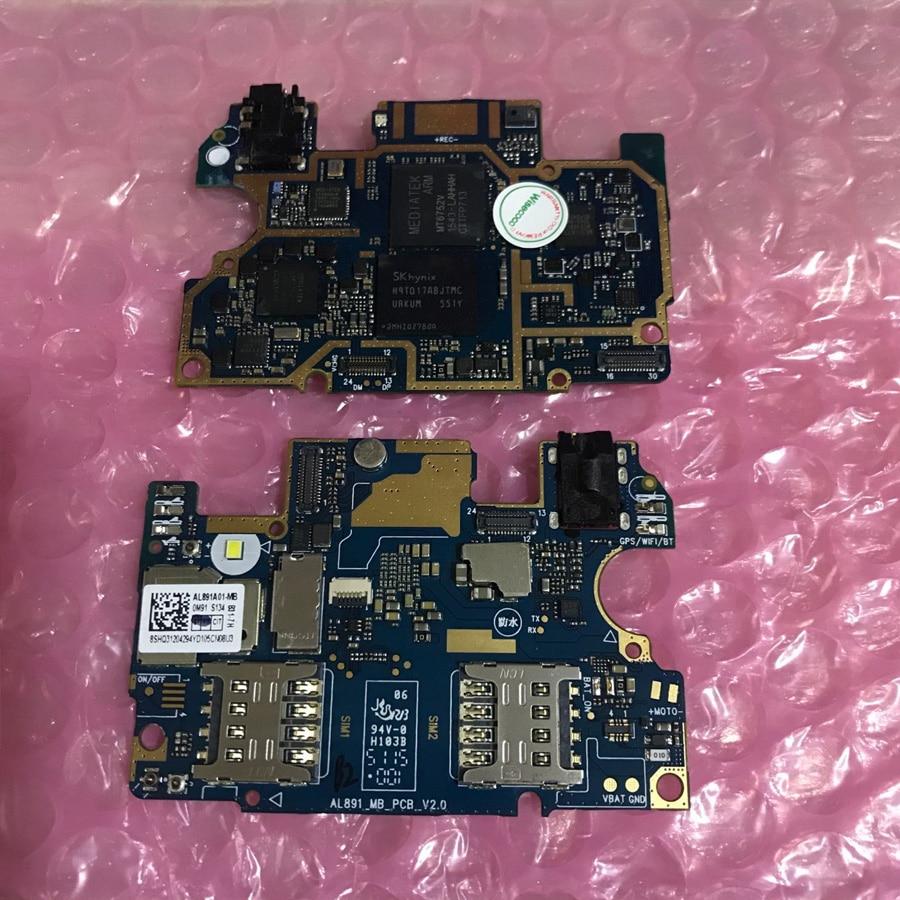 Em Estoque NEW Original 16 GB P70-A Board Para Lenovo P70 P70A Motherboard Smartphone Reparação Substituição