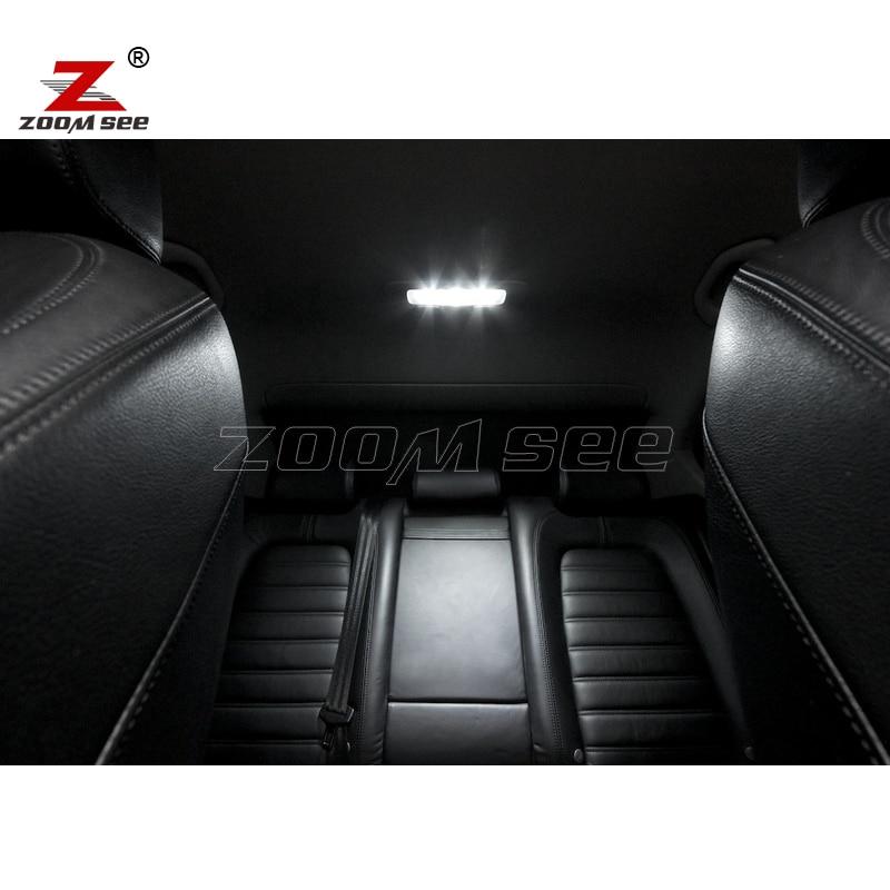 13 հատ LED գմբեթավոր լամպ Volkswagen - Ավտոմեքենայի լույսեր - Լուսանկար 6