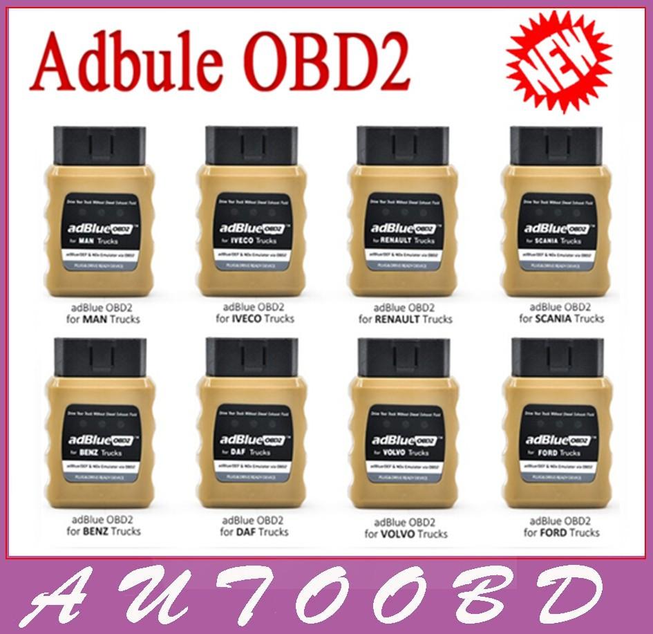 adblue obd2 8in1