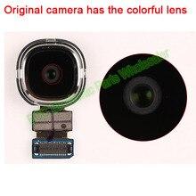 For Samsung Galaxy S4 i9505 i9508 L720 I545 13MP big rear back main camera module lens with Flex Ribbon Cable 100% Original