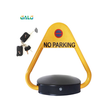 Triangle automatic remote control parking barrier / parking saverparking lock prevent vehicles occupying from occupying space remote control automatic parking barrier with a height of 35cm