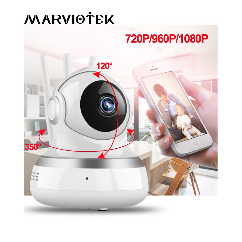 лучшая цена 1080P HD IP Camera Wifi CCTV Camera Home Security Surveillance Camera Indoor P2P IR Cut Night Vision CCTV Camera Wireless 960P