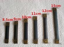 Wholesale 100 pcs  Metal Internal Flex Frames Kiss Clasp Bag Coin Purse Sewing internal handbag hinges Spring Clip 8/10/12/15cm