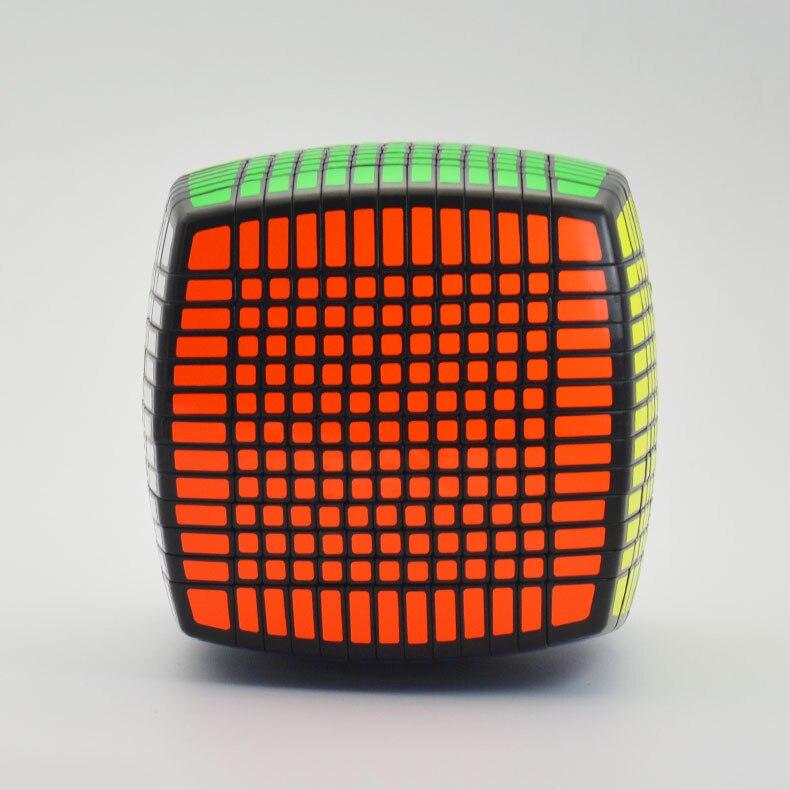Néo Cube vitesse sans bâton Puzzle Cube magique pour Begginer 13x13x13 Cubo Magico éducation jouet enfants adultes jouets éducatifs