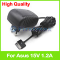 15V 1.2A 18W AC Wall adapter power supply for Asus ADP-18AW D 04G26E000101 AD827M 04G26E000102 0A001-00100000 EU plug charger