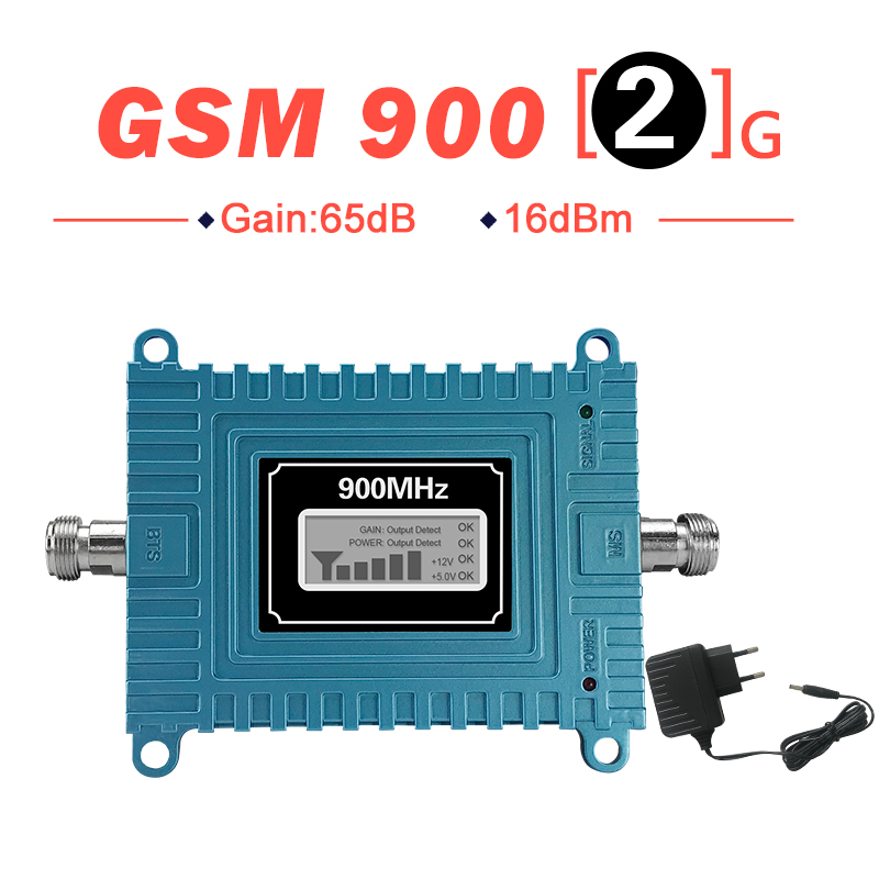 Walokcon LCD Display Mini GSM Signal Repeater 900 MHz Cell Mobile Phone GSM 900 Signal Booster GSM Amplifier Improve VoiceWalokcon LCD Display Mini GSM Signal Repeater 900 MHz Cell Mobile Phone GSM 900 Signal Booster GSM Amplifier Improve Voice