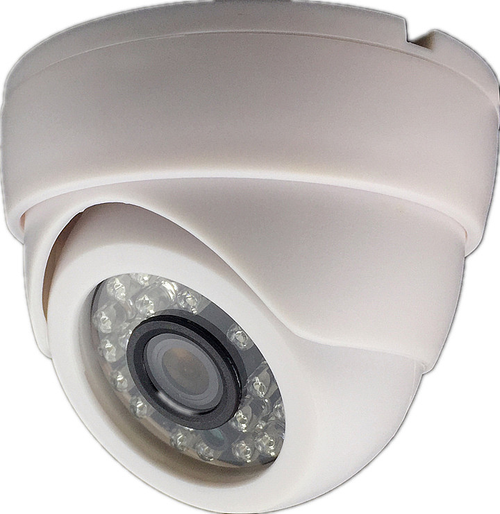 Image 2 - Sony IMX307+XM530 IP Dome Camera 1080P H.265 2.0MP 24 LEDs Infrared IRC NightVision Low illumination ONVIF CMS XMEYE-in Surveillance Cameras from Security & Protection
