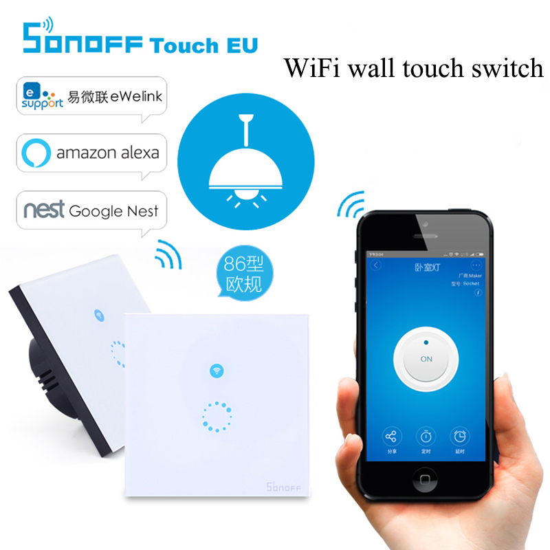 Home, Smart, Wireless, Control, Switch, Intelligent