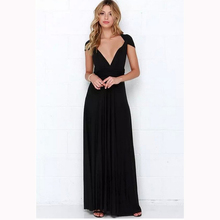 summer 2018 dresses women party beach sexy bandage club boho black dress  long green wrap dress 355289dbac88