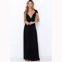 summer 2018 dresses women party beach sexy bandage club boho black dress long green wrap dress maxi plus size bohemian sundress