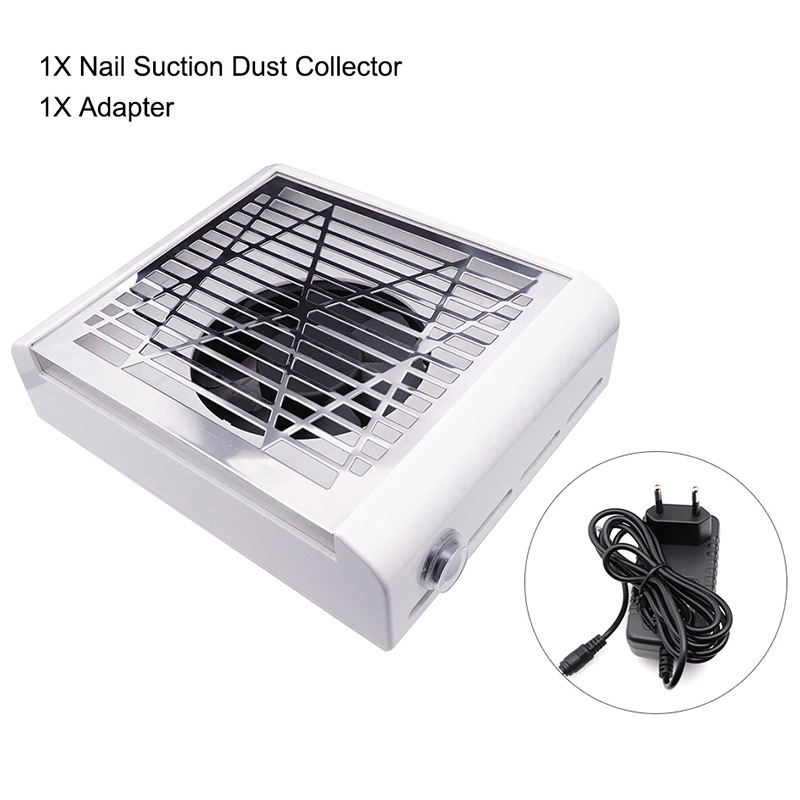 kesinails-40W-New-Strong-Power-Nail-Dust-Collector-Nail-Fan-Art-Salon-Suction-Dust-Collector