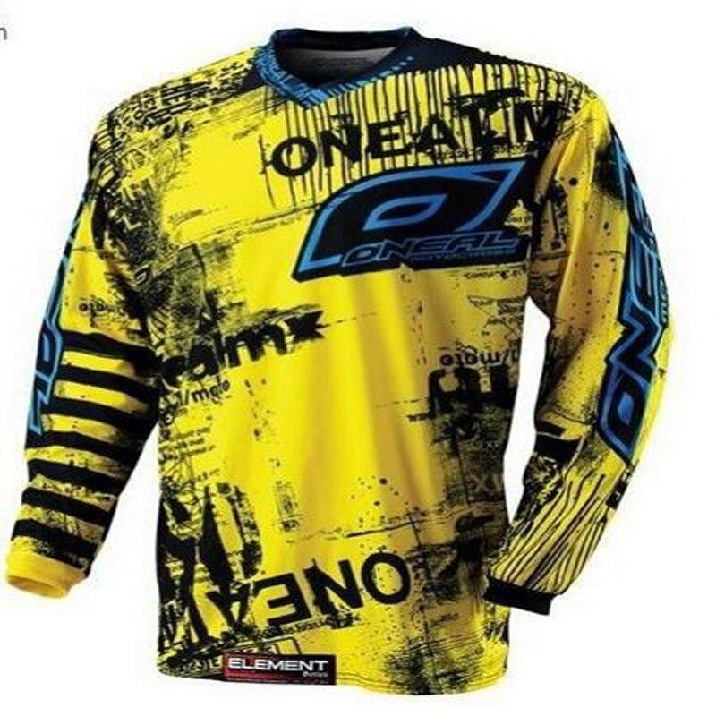 2018 Riding Tops Quick dry New Motocross T-shirts bike Bike Latest design Motorcycle Long Sleeve Latest design Shirts xs-5xl